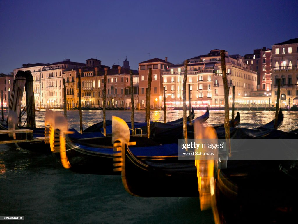 Venice Nights : Stock-Foto