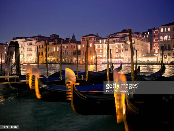 venice nights - bernd schunack stock pictures, royalty-free photos & images