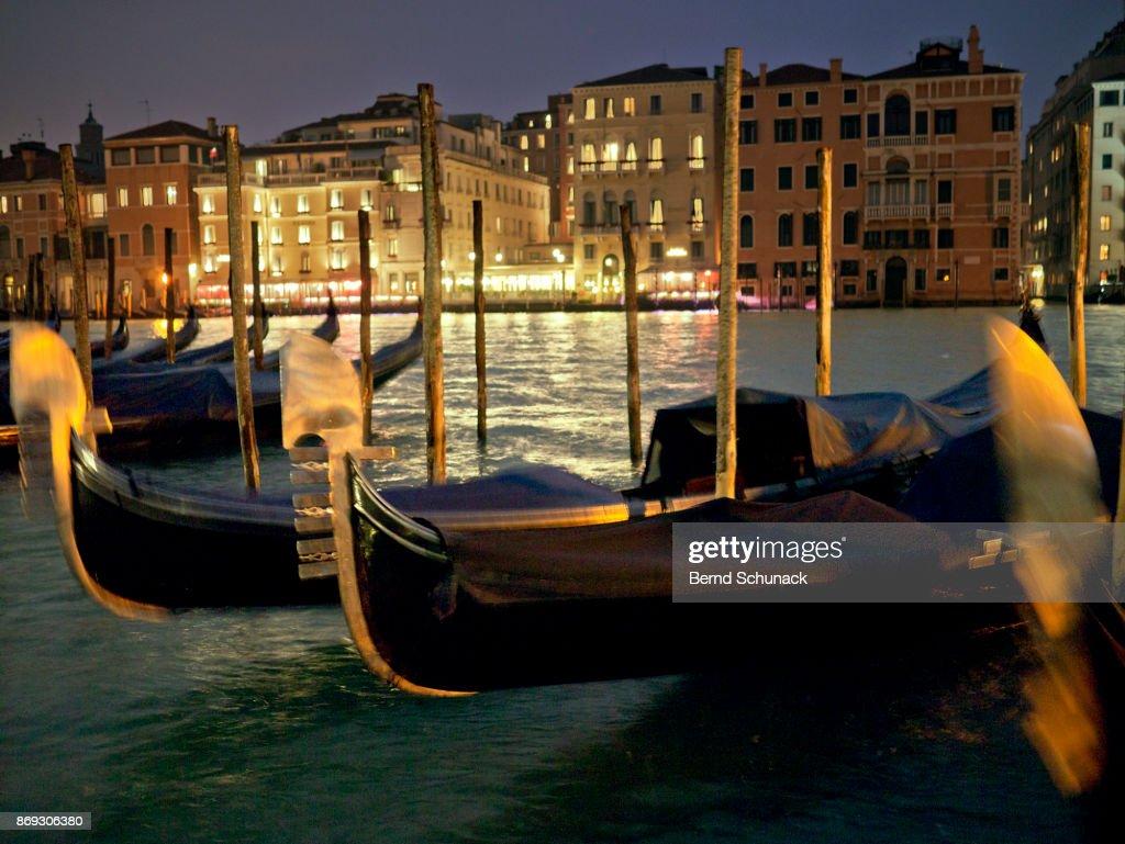 Venice Nights : Stock-Foto