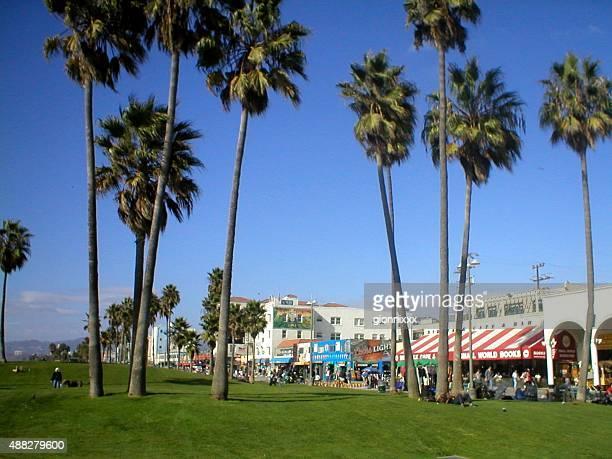 Venice ocean front walk, Los Angeles, California