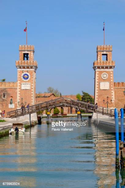 venice, the venetian arsenal - italy - venetian arsenal stock pictures, royalty-free photos & images