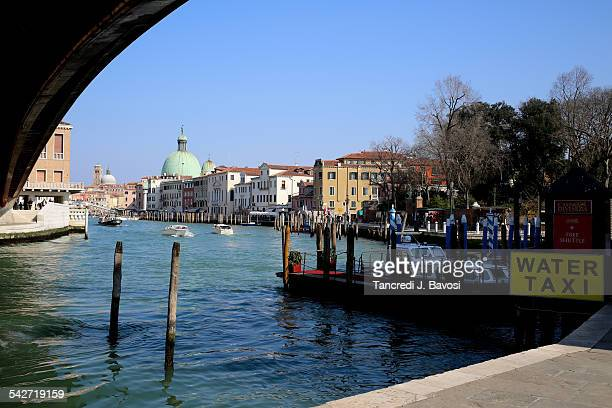 venice view from piazza roma - bavosi stock pictures, royalty-free photos & images