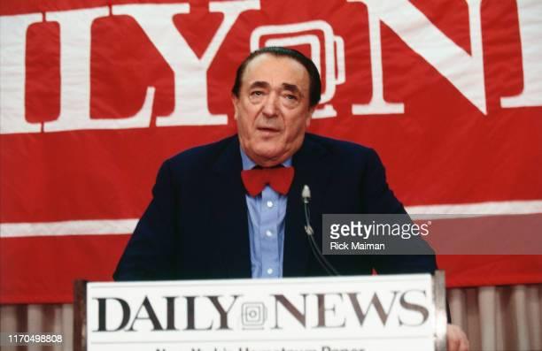Vente du Daily News à Robert Maxwell