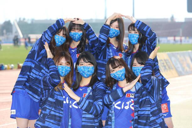 JPN: Ventforet Kofu v Matsumoto Yamaga - J.League Meiji Yasuda J2