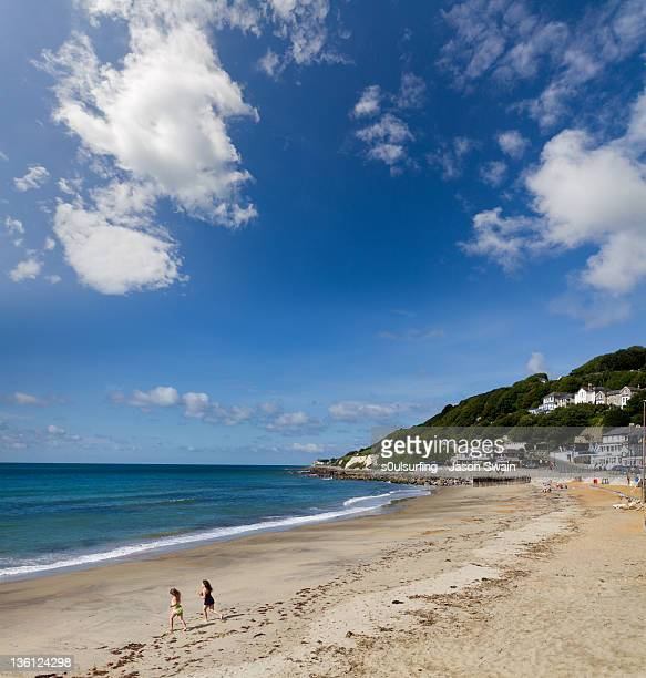 ventnor beach - s0ulsurfing stock pictures, royalty-free photos & images