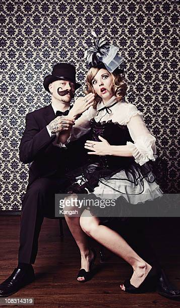 ventriloquist doll - ventriloquist stock photos and pictures