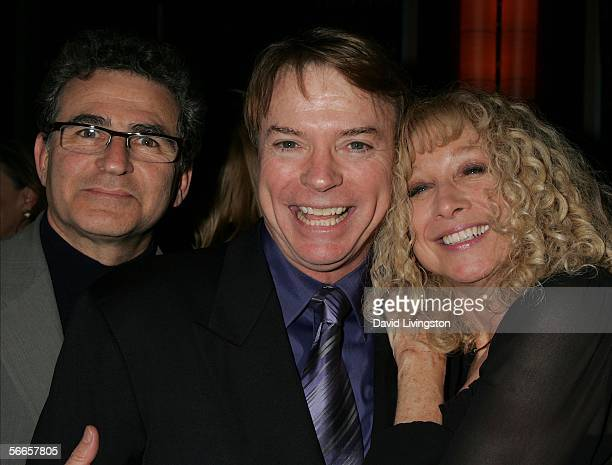 Ventriloquist/comedian Jay Johnson and codirectors Paul Kreppel and Murphy Cross attend the afterparty at Palomino Restaurant following the celebrity...