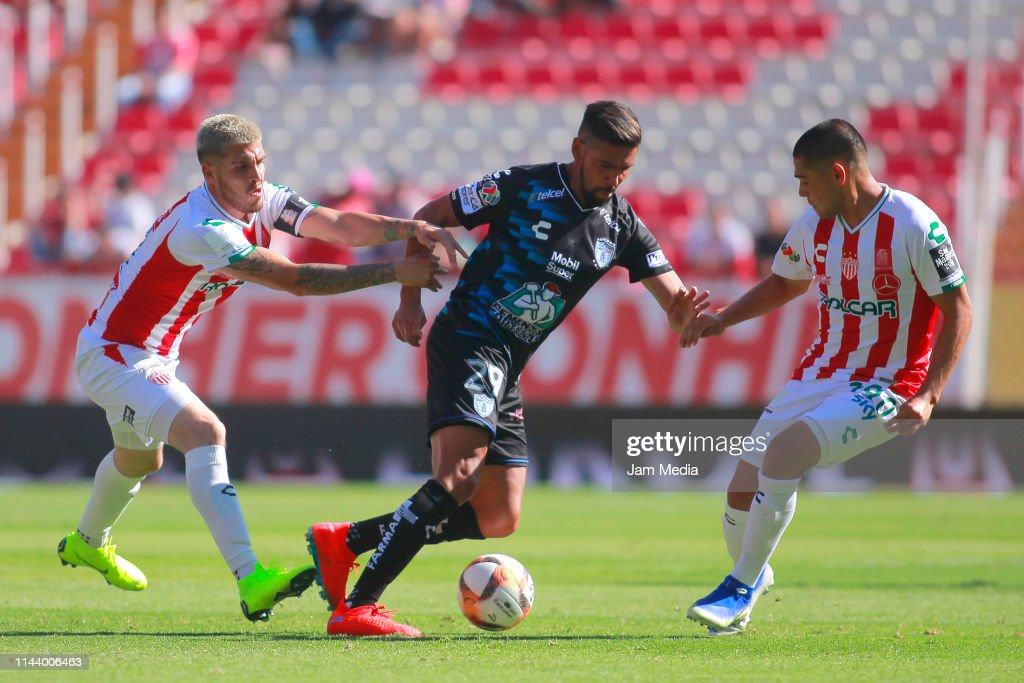 MEX: Necaxa v Pachuca - Torneo Clausura 2019 Liga MX