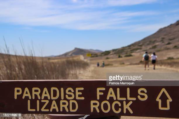 ventura county hiking trail - thousand oaks stock pictures, royalty-free photos & images