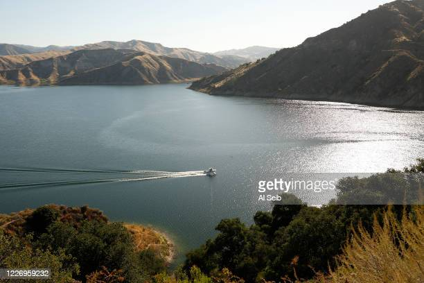 Ventura County Sheriffs Search and Rescue dive team located a body Monday morning in Lake Piru as the search continued for 33yearold Glee actress...