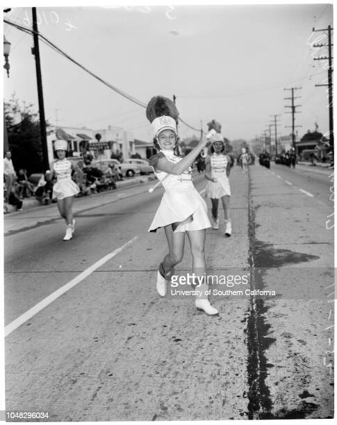Ventura Fair opens with parade 1 October 1952 Judy Boswell 14 yearsVentura's Sheriff's posse etcMaureen Ward 16 yearsMarilyn Graham 2 yearsGeorge...