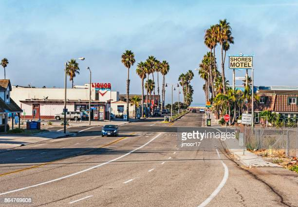 Ventura Roadway to the Beach