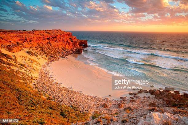 venus bay eyre peninsula south australia - south australia stock photos and pictures