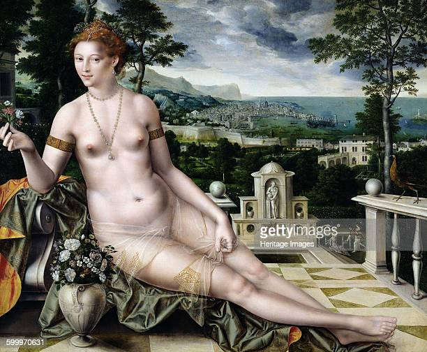 Venus Cythereia 1561 Found in the collection of Nationalmuseum Stockholm Artist Massys Jan
