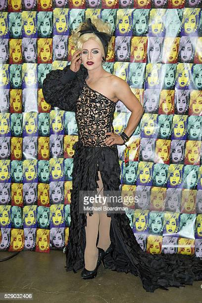 Venus D'Lite attends the 2016 RuPaul's DragCon at Los Angeles Convention Center on May 07 2016 in Los Angeles California