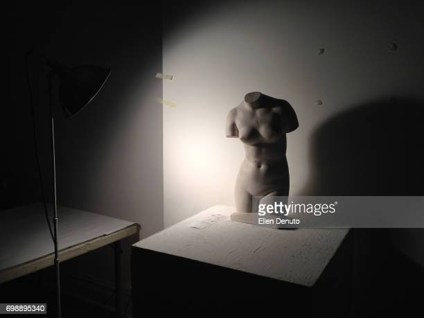 venus in the studio - venus roman goddess stock pictures, royalty-free photos & images