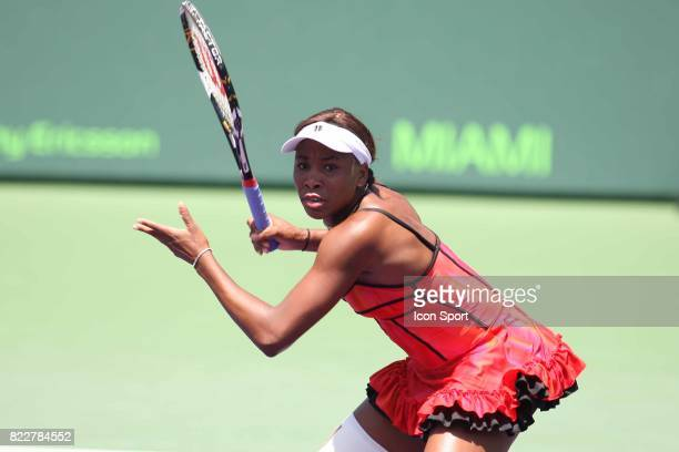 Venus Williams - - Key Biscayne - Miami - Floride,
