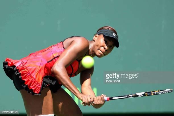 Venus WILLIAMS - - Key Biscayne - Masters 1000 Miami - Floride,