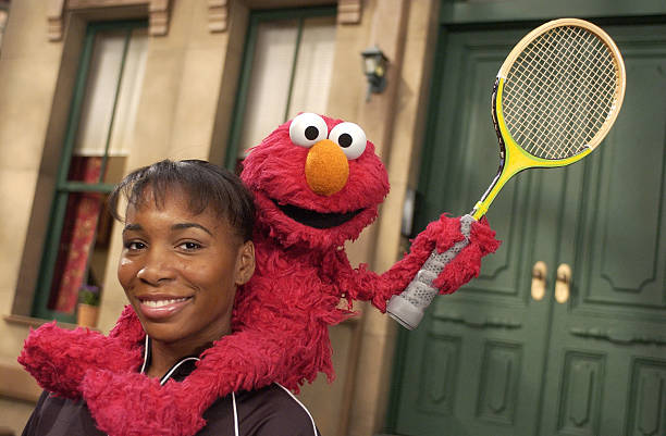 Photos et images de Tennis Champion Venus Williams Plays