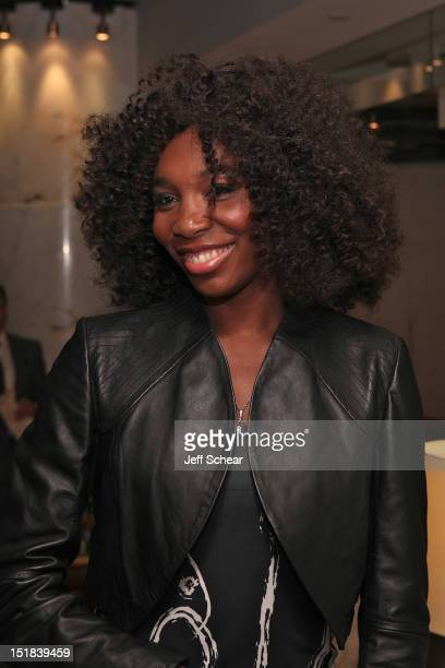 Venus Williams attends Annual Charity Day Hosted By Cantor Fitzgerald And BGC Partners on September 11 2012 in New York United States