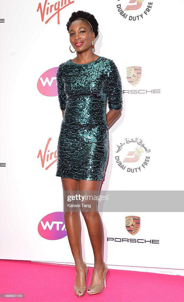 WTA Pre-Wimbledon Party - Red Carpet Arrivals : News Photo