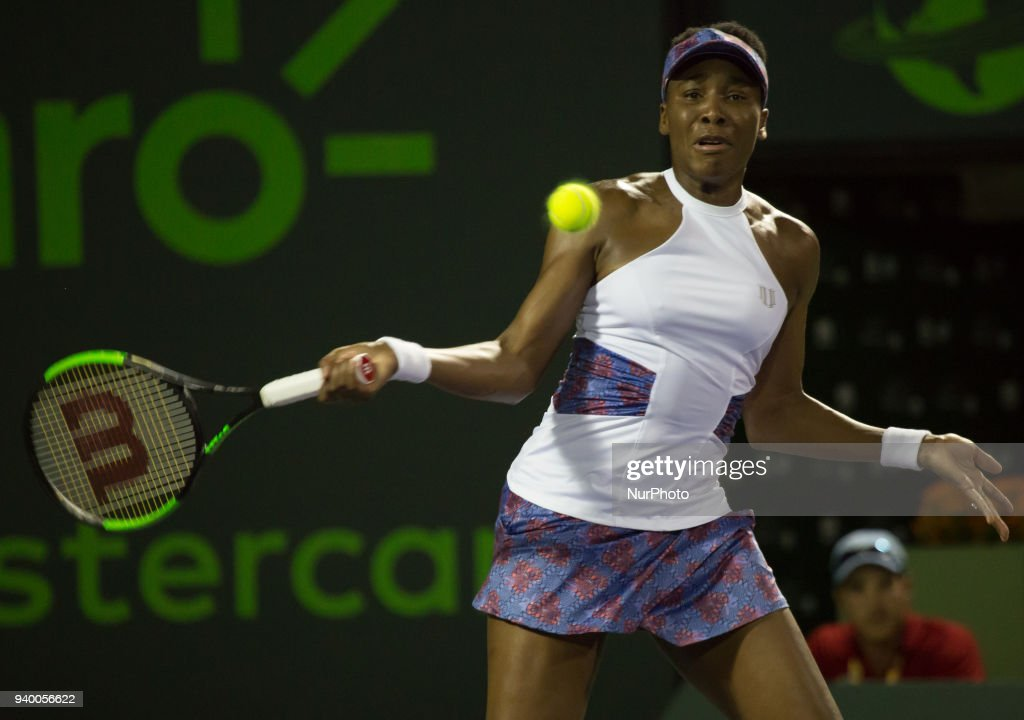 Miami Open 2018 - Day 10 : News Photo