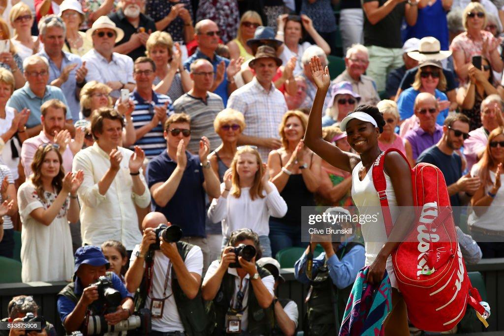 Day Ten: The Championships - Wimbledon 2017
