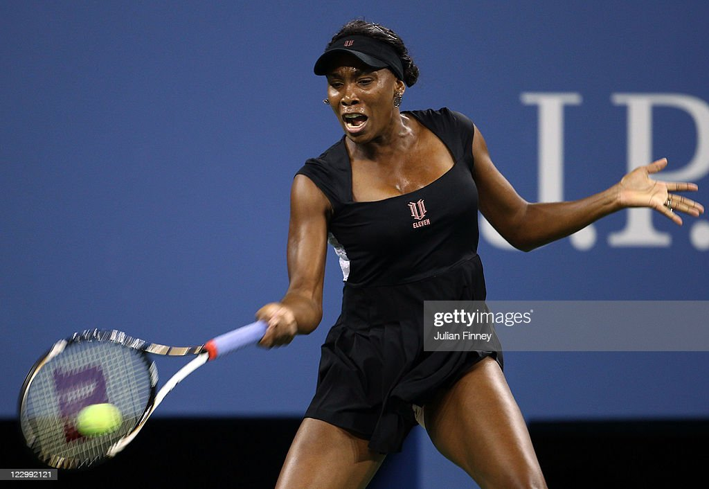 2011 US Open - Day 1 : News Photo