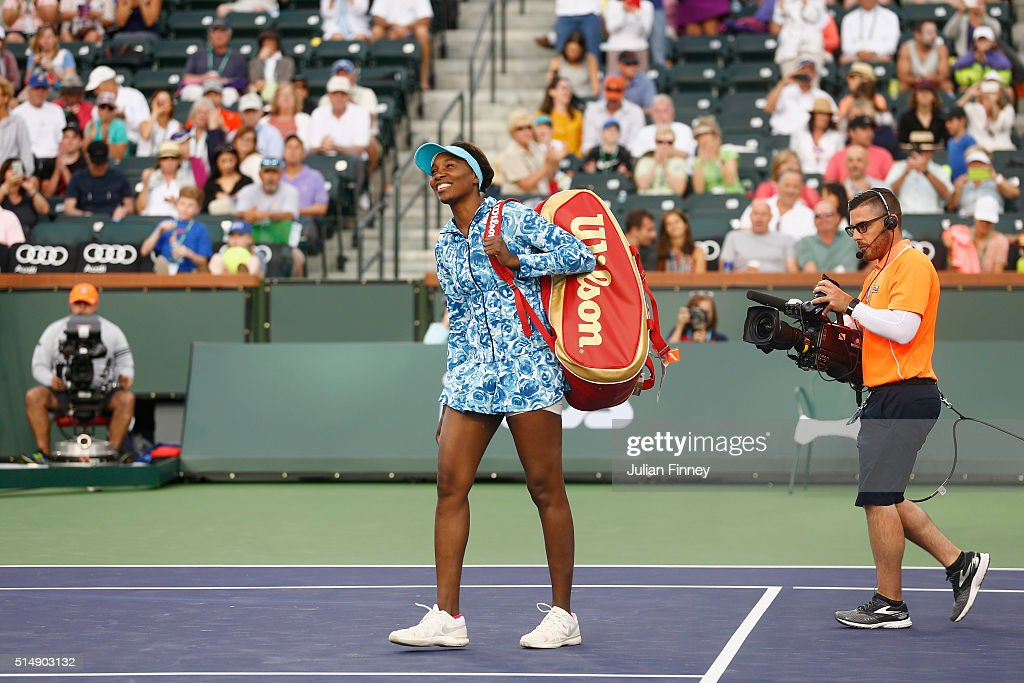 2016 BNP Paribas Open - Day 5 : News Photo