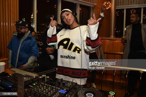 Venus X attends the GQ March Cover Party at The Standard Highline on March 01 2020 in New York City