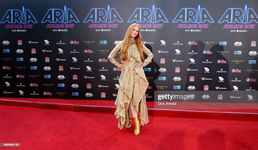 31st Annual ARIA Awards 2017 - Arrivals