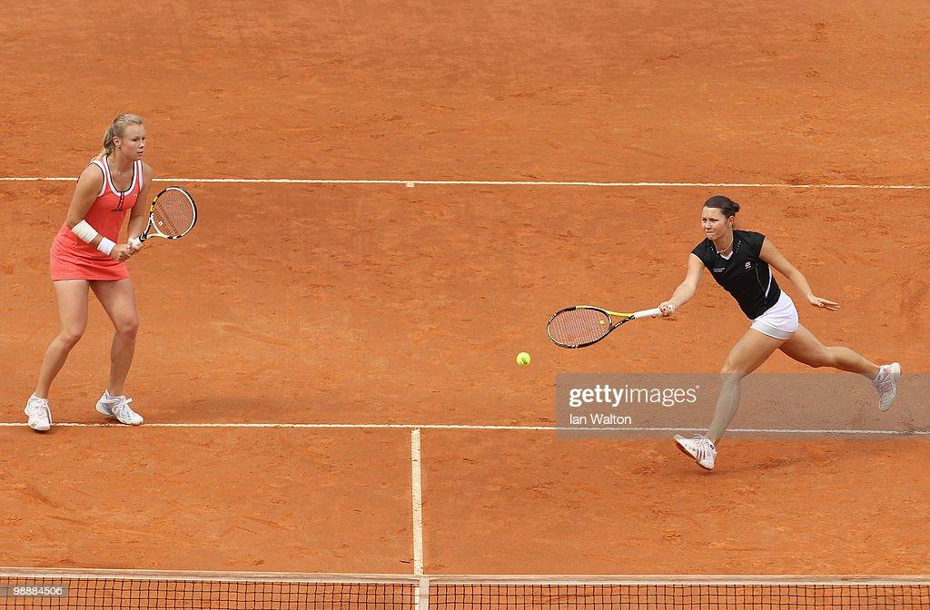 Sony Ericsson WTA Tour: Rome - Day Four