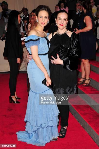 Vera Farmiga and Sophie Theallet attend THE METROPOLITAN MUSEUM OF ART'S Spring 2010 COSTUME INSTITUTE Benefit Gala at The Metropolitan Museum of Art...