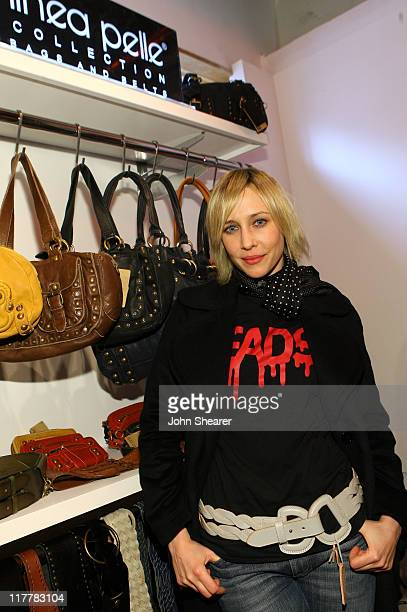 Vera Farmiga at Linea Pelle during 2007 Park City - Village at the Lift - Day 3 at Village at the Lift in Park City, Utah, United States.