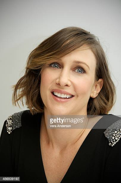 "Vera Farmiga at the ""Bates Motel"" Press Conference at the Four Seasons Hotel on September 30, 2014 in Beverly Hills, California."