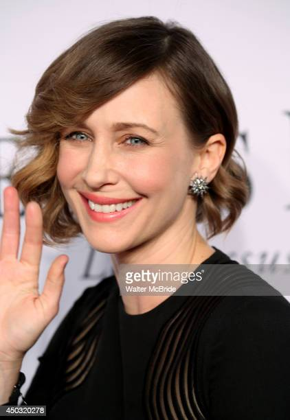 Vera Farmiga attends American Theatre Wing's 68th Annual Tony Awards at Radio City Music Hall on June 8 2014 in New York City