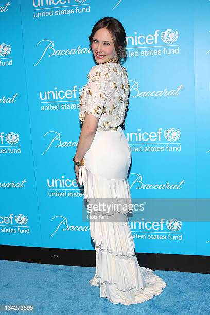 Vera Farmiga attends the 2011 UNICEF Snowflake ball at Cipriani 42nd Street on November 29 2011 in New York City