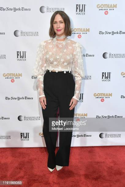 Vera Farmiga attends the 2019 IFP Gotham Awards at Cipriani Wall Street on December 02, 2019 in New York City.