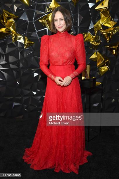 Vera Farmiga attends the 2019 Netflix Primetime Emmy Awards After Party at Milk Studios on September 22, 2019 in Los Angeles, California.