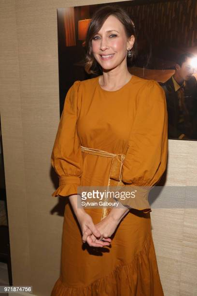 Vera Farmiga attends The Cinema Society With Hard Rock Hotel & Casino Atlantic City And North Shore Animal League America Host The After Party For...