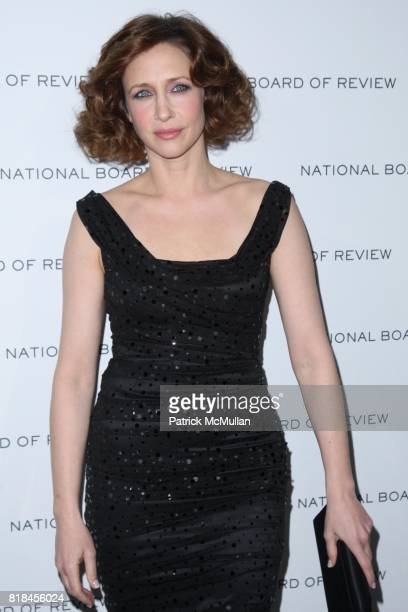 Vera Farmiga attends THE NATIONAL BOARD OF REVIEW OF MOTION PICTURES AWARDS GALA at Cipriani 42nd St on January 12 2010 in New York City