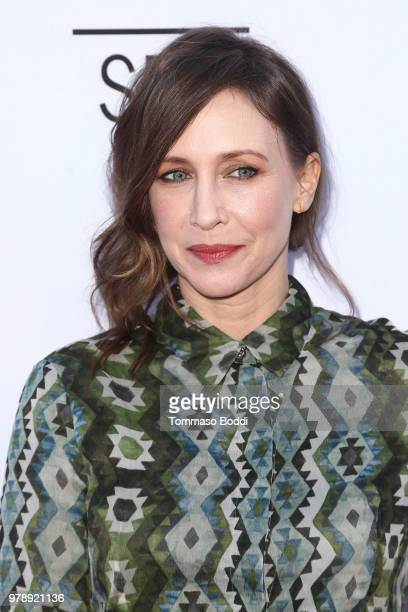 Vera Farmiga attends the Premiere Of Sony Pictures Classics' 'Boundaries' at American Cinematheque's Egyptian Theatre on June 19 2018 in Hollywood...