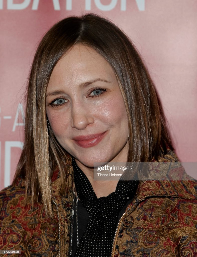 Vera Farmiga attends the SAG-AFTRA Foundation Conversations and Q&A for 'Bates Motel' at SAG-AFTRA Foundation Screening Room on April 25, 2017 in Los Angeles, California.