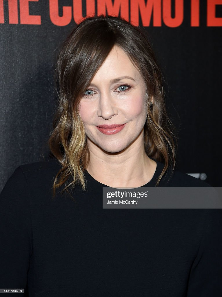 Vera Farmiga attends the 'The Commuter' New York Premiere at AMC Loews Lincoln Square on January 8, 2018 in New York City.
