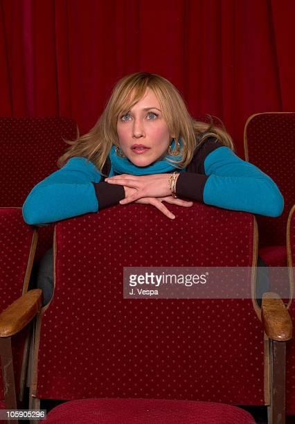Vera Farmiga during 2004 Sundance Film Festival 'Down To The Bone' Portraits at HP Portrait Studio in Park City Utah United States