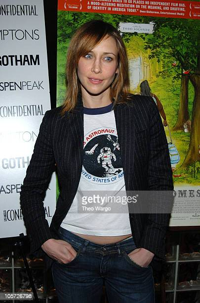 "Vera Farmiga during ""Palindromes"" New York City Premiere at Chelsea West Theatre in New York City, New York, United States."