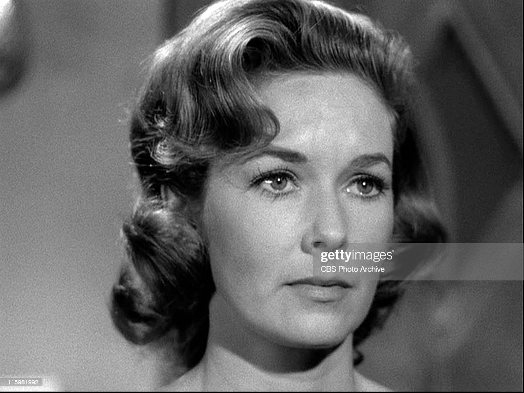 Vera Miles as Monica Welles in THE FUGITIVE  Season 1