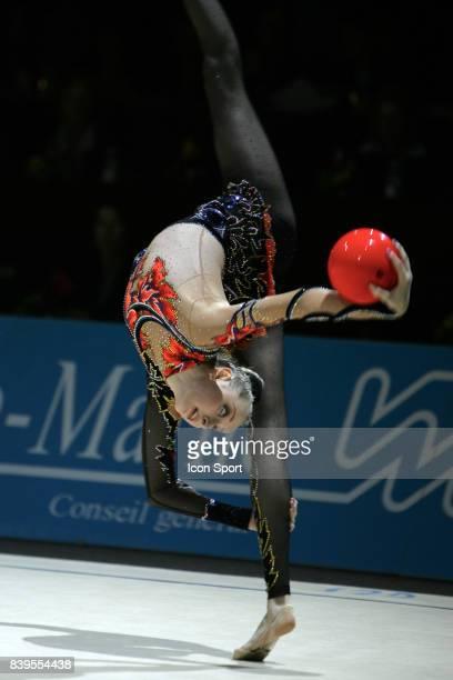 Vera SESINA Internationaux de Gymnastique Rythmique et Sportive de Thiais 2006