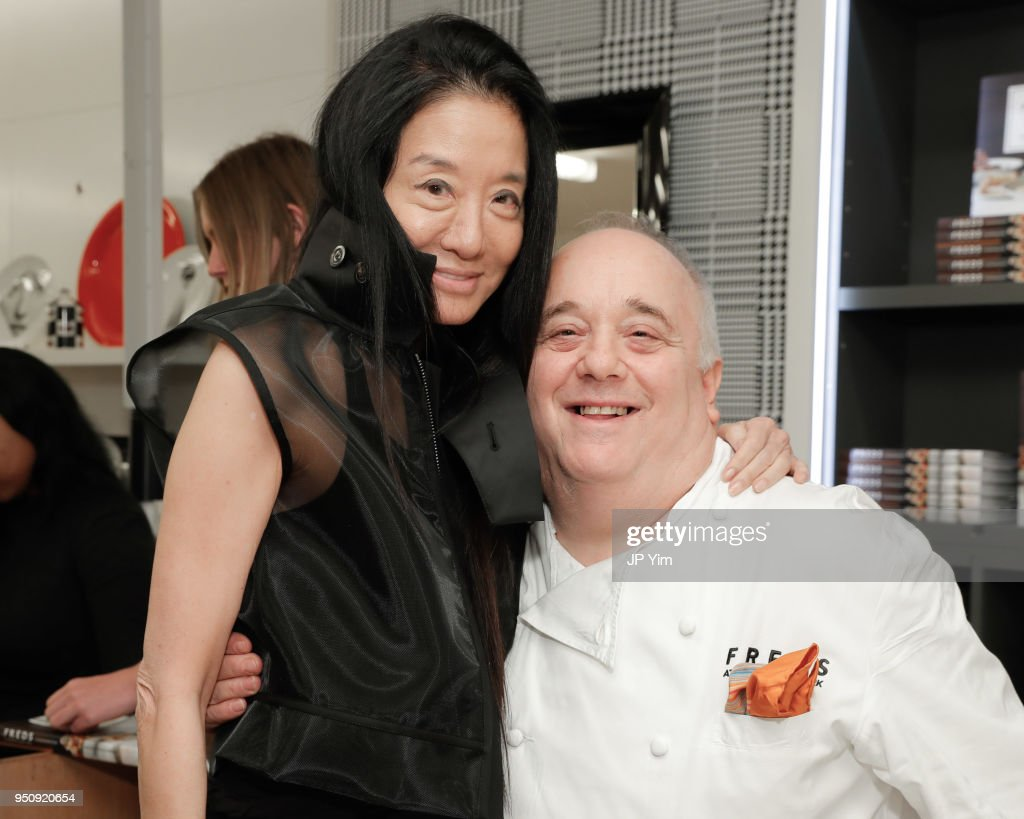 Barneys New York And Chef Mark Strausman Celebrate The Freds At Barneys New York Cookbook