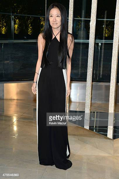 Vera Wang attends the 2015 CFDA Fashion Awards at Alice Tully Hall at Lincoln Center on June 1 2015 in New York City